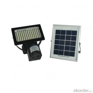 Solar Power Outdoor Led Flood Light Garden Led Light