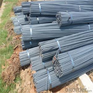 Steel rebar manufacturer supply deformed steel rebar