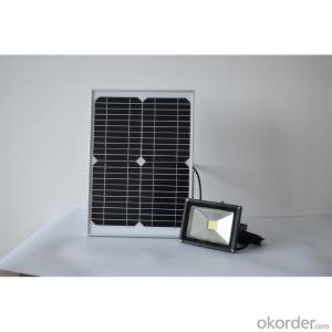 IP65 120 LED Outdoor Indoor Solar Flood Light With PIR Motion Sensor