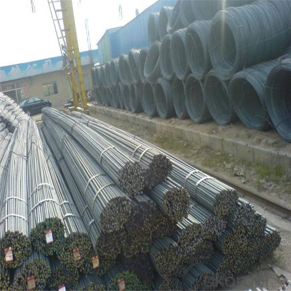 Steel rebar from china 6-40MM in different grade