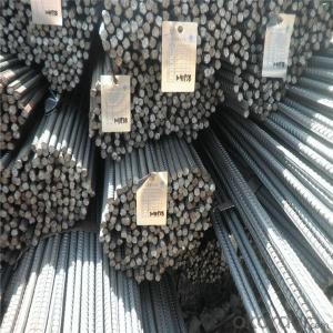 Deformed steel bar 6-40 MM HRB 400 HRB 500