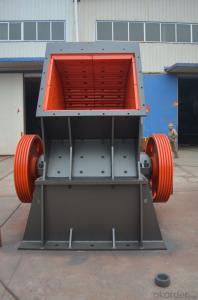 Heavy counter hammer crusher|Crushing equipment