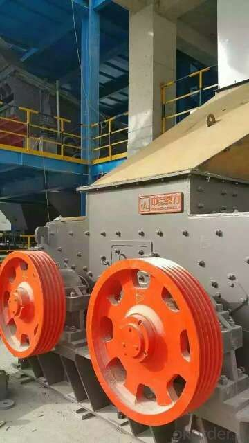 ZYDLZSJ  Double rotor sand making machine