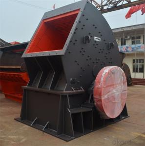 Heavy counter hammer crusher|Crushing equipment
