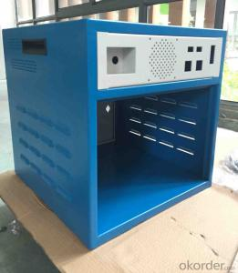 Pure Sine Wave Charger Inverter 6000W for Sale