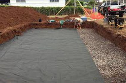 Non Woven Geotextile Fabric for Road Construction  -CNBM