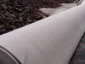 100% Pp Nonwoven Geotextile for Landfill China