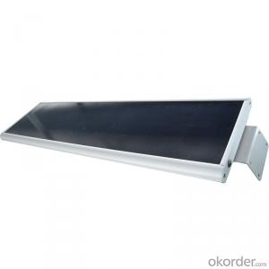 UL Listed Outdoor 40W Solar LED Street Light Factory Direct