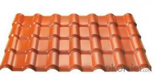 Unique excellent resin tile multi class applications