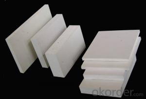 PVC plastic sheet for building materials