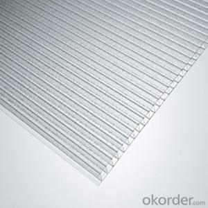 Polycarbonate Roofing Sheet Bending Elastic Modulus 2400
