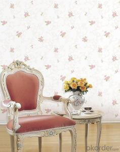 PVC Wallpaper Living Room Decoration Wallpaper from China