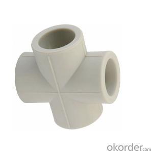 Polypropylene -Random Cross with SPT Brand