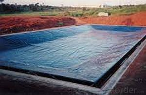 High-Density Polyethylene Geomembrane As Waterproof Facing of Earth