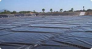 High Quality Geomembrane for the Agriculture Industry