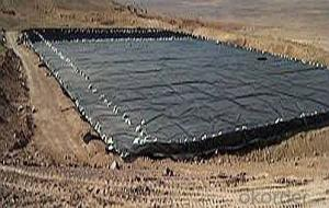 Linear Low-density Polyethylene Geomembrane for Radioactive or Hazardous Waste Liquid