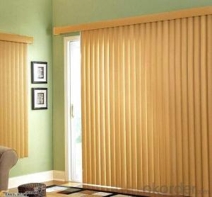 Buy Graceful Motorized Vertical Blind For Decoration Price