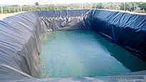 High-Density Polyethylene Geomembrane for Waste Liquids