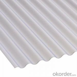 transparent Plastic PC polycarbonate hollow honeycomb sheet for roofing decoration