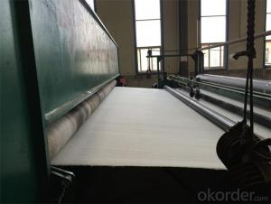 Polypropylene Filter Non-woven Geotextile wIith 2-6 Meters Width
