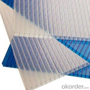 Buy PC Hollow Polycarbonate Sheets for One Stop Gardens Greenhouse