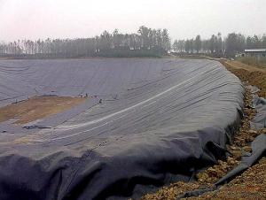High Quality Geomembrane for Radioactive or Hazardous Waste Liquid