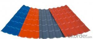 Environmental synthetic resin tile Synthetic Resin Tile