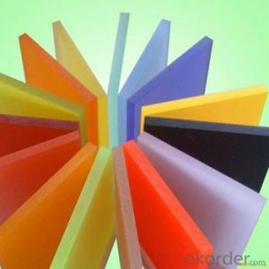 Polycarbonate Solid Sheet  Sunshine Board Transparent Style