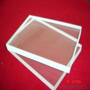 PVC  Rigid Sheet  The Bending Strength: ≥80MPa