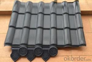 Excellent Environmental Load of Synthetic Resin Tile