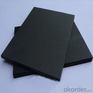 1220x2440mm different density 5mm pvc foam sheet board / pvc foam board sheet
