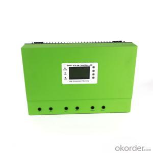 Master 80A MPPT solar regulator, 12V 24V 36V 48V charge controller 4000W