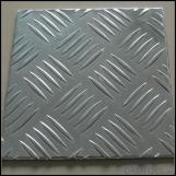 Checkered Aluminium Sheets AA3105 for Making Aluminium Trailers