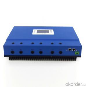 Master100A MPPT solar regulator, 12V 24V 36V 48V charge controller 4000W