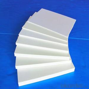 1-20mm shiny pvc foam sheets for Displays