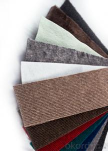 PET Spunbond Non-woven Geotextiles with High Stabilization