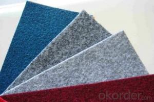 Non-woven Fabric Geotextile with High Stabilization and Low Price for Construction