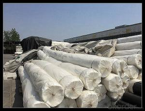 Non-woven Geotextile PET  Non-woven Fabric with High Stabilization