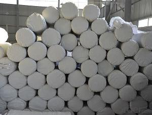 Non-woven Geotextile with High Stabilization Compounding Silk