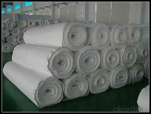 PP Non-woven Geotextile Fabric Materials for Railway