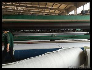 Polypropylene PP Nonwoven Geotextile Fabric Construction Companies