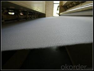 PP Non-woven Geotextile Fabric Polypropylene Roll for Railway