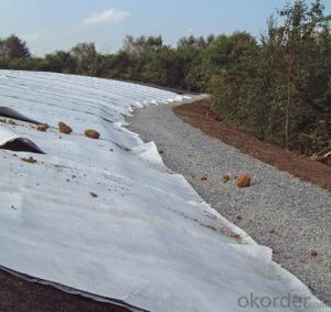 Needle Punched  Non-woven Geotextile Fabric Materials