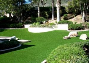 artificial grass for building playground