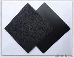 High-Density Polyethylene Geomembrane with Highest Quality
