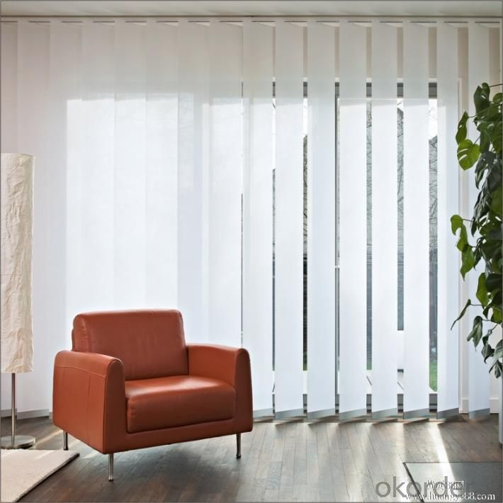 Buy Blind Manual Vertical Blind Home Decoration Pvc