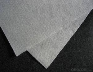 Geotextile Road Building Constructive Felt Fabric with High Stabilization and Performance