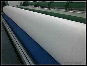 PP Non-woven Geotextile Road Building Constructive Felt Fabric