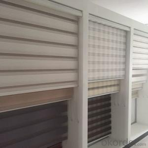 curtain manufacturer 100% embroidery polyester outdoor roller blind curtain