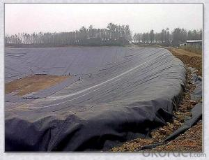 Hdpe Geomembrane Roll with High Quality for Potable Water